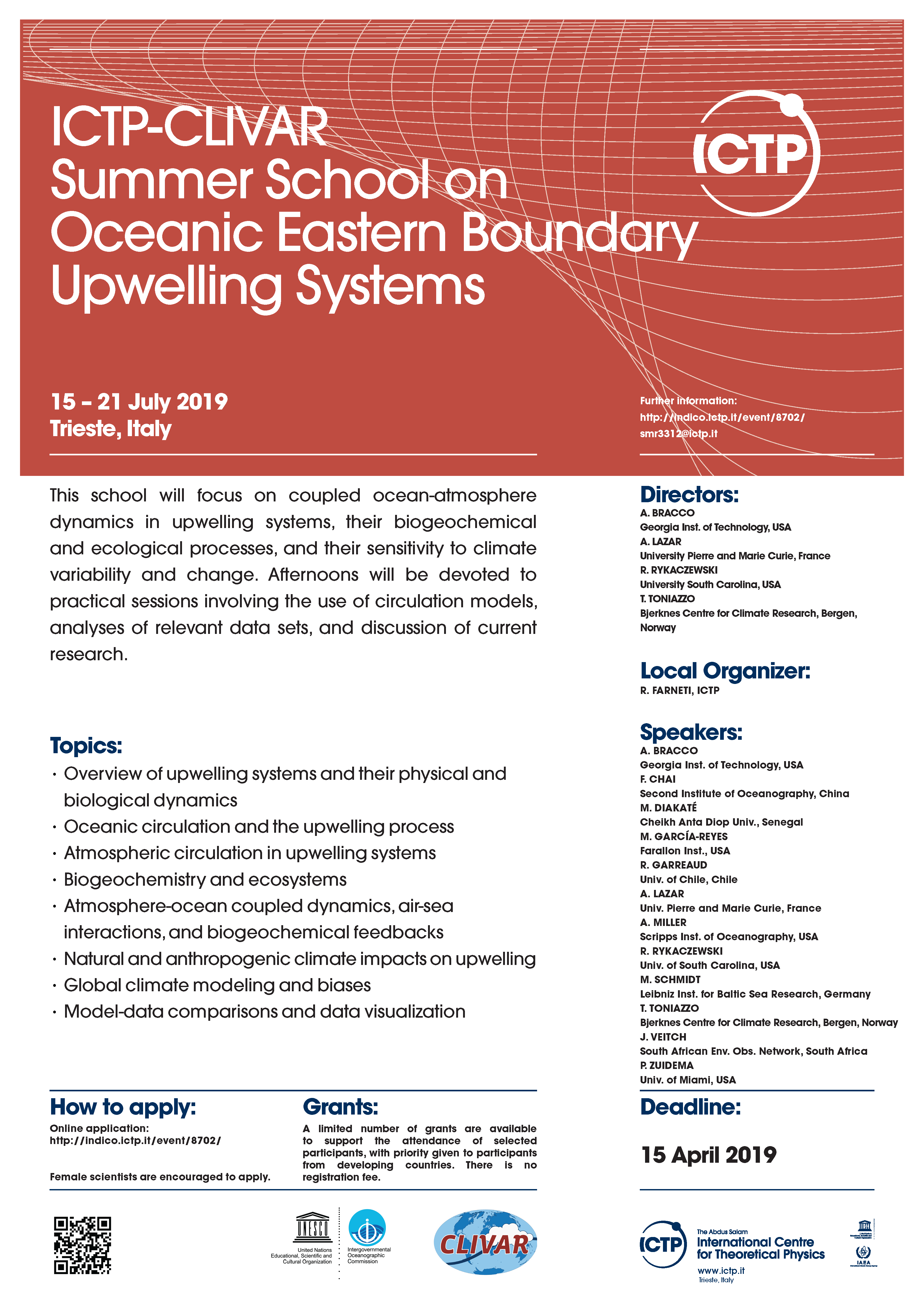 Rykaczewski Lab - Ecosystem Oceanography and Climate Change